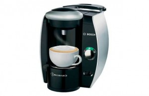 Bosch Tassimo T40 Multi Beverage Machine Black/ Silver TAS4011GB