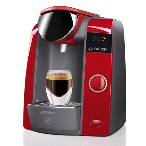 Bosch Tassimo Joy  TAS4303GB Red - 01