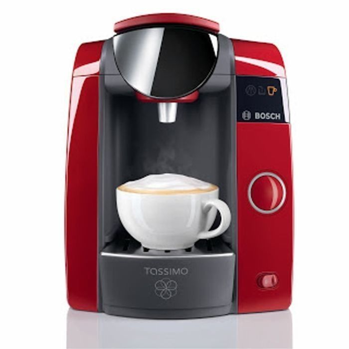 bosch tassimo joy tas4303gb red. Black Bedroom Furniture Sets. Home Design Ideas