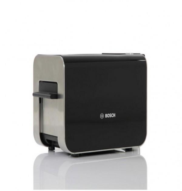 Bosch Styline Black 2 Slice Toaster Digital Control  TAT8613GB
