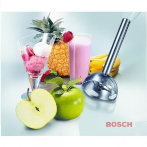 Bosch Hand Blender 600W Stainless Steel Foot MSM6700GB