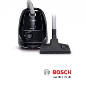 Bosch ECO Pro Energy Vacuum Cleaner Cylinder Black BSGL3126GB