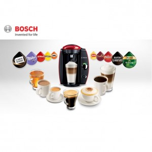 Bosch Tassimo T40 Multi Beverage Machine Red TAS4013GB