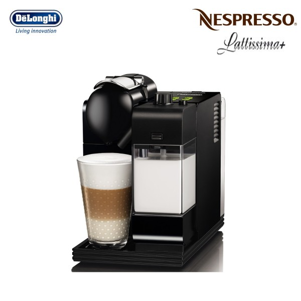Delonghi Nespresso Lattissima Plus En520b Black Coffee