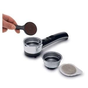 DeLonghi Icona Retro Espresso & Cappuccino Machine ECO310BK