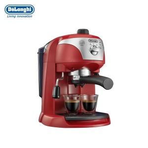 DeLonghi Motivo Espresso and Cappuccino Machine Scarlett Red ECC220R