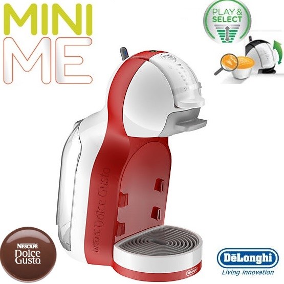 DeLonghi Nescafe Dolce Gusto Mini Me Automatic Machine EDG305WB