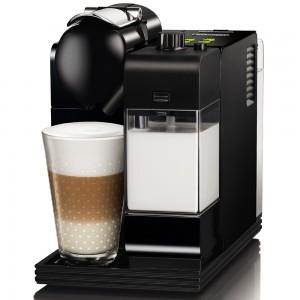 DeLonghi Lattissima Plus Nespresso Capsule Machine Black EN520B