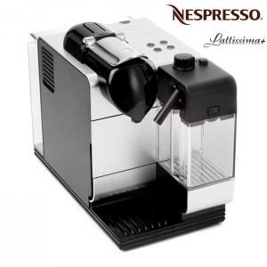 DeLonghi Nespresso Lattissima Plus Coffee Maker White EN520.W