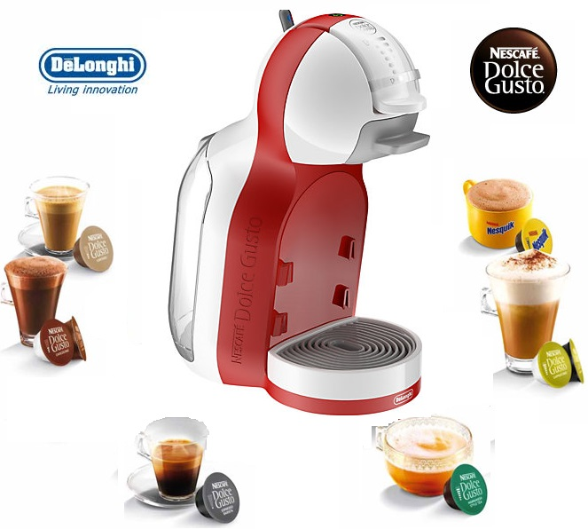 delonghi nescafe dolce gusto mini me automatic machine. Black Bedroom Furniture Sets. Home Design Ideas