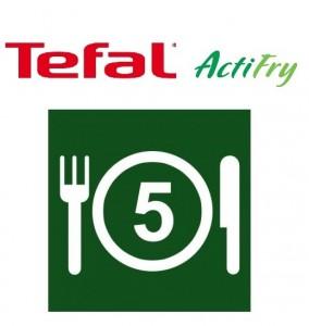 Tefal Actifry Plus 1.2 Kg GH806215 Black