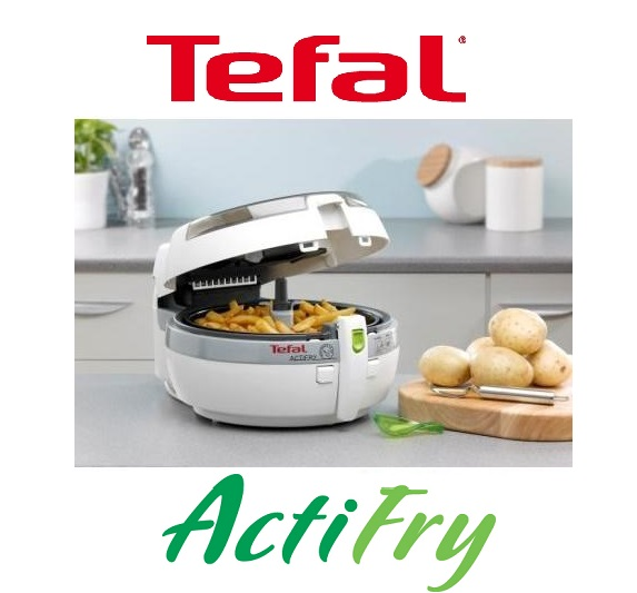 Tefal ActiFry AL806040 1 KG Low Fat Fryer White