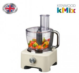 Kenwood kMix Collection Food Processor With Accessories and Storage FPX932 100W 8 Speed