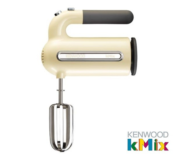 Kenwood kMix Collection Hand Mixer 400W HM792 Almond Beige