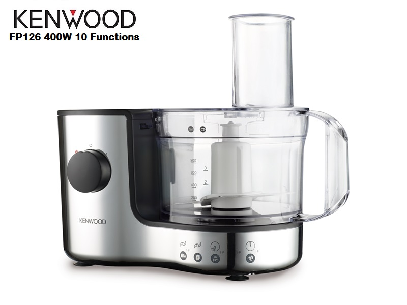 Kenwood Fp  Speed Food Processor Review