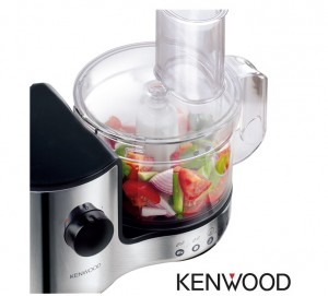 Kenwood FP126 Compact Food Processor 400W