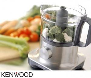 Kenwood FPM260 Multi Pro Compact Food Processor 750W 22 Functions