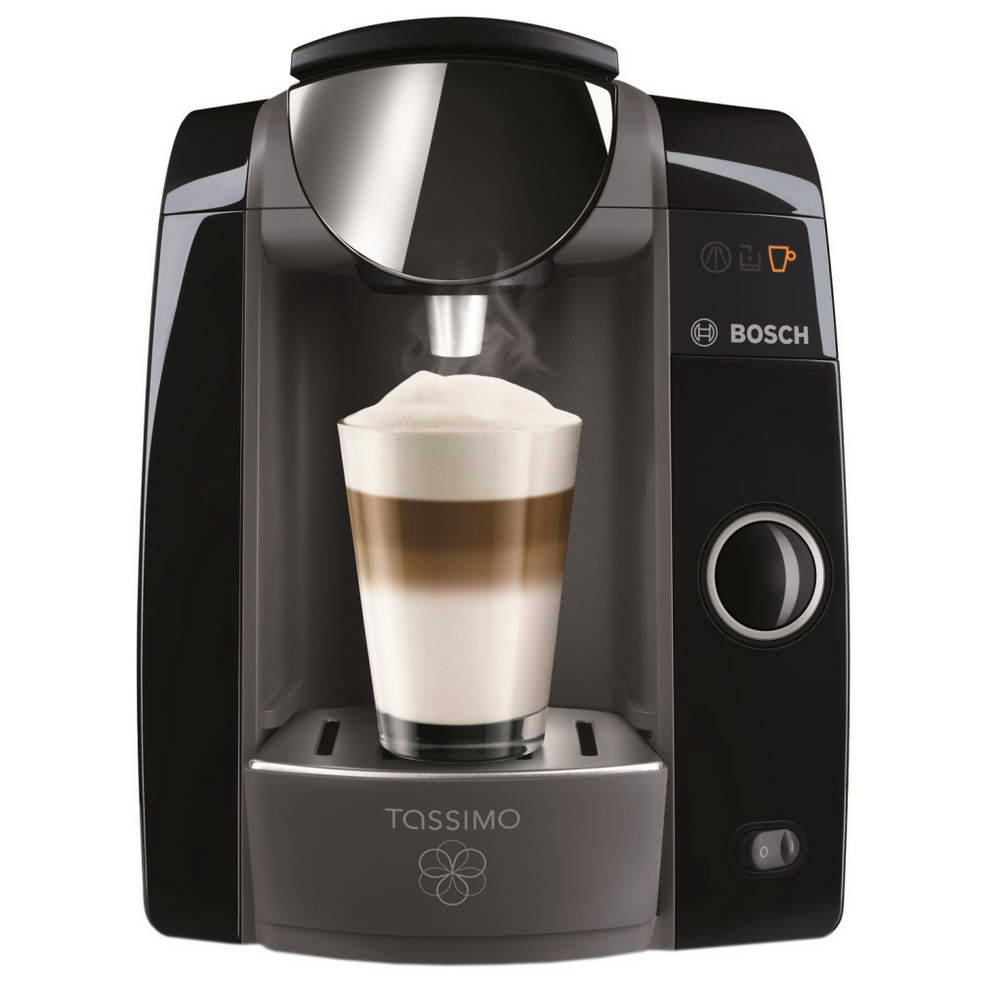bosch tassimo joy t43 coffee machine black tas4302gb. Black Bedroom Furniture Sets. Home Design Ideas