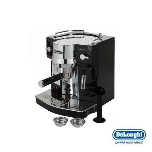 DeLonghi EC820.B Espresso & Cappuccino Machine with Milk Frother Around The Clock Offers
