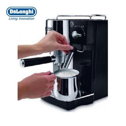 DeLonghi EC820.B Espresso & Cappuccino Machine with Milk ...