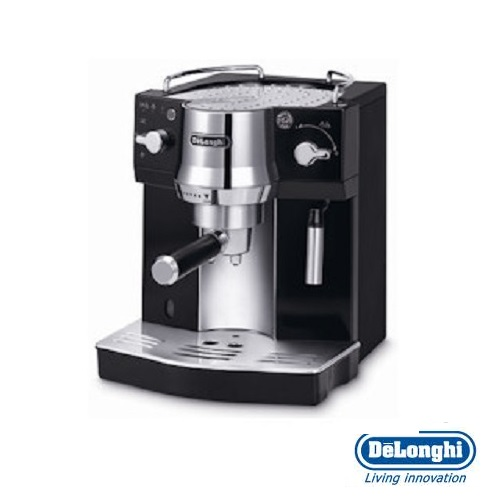 DeLonghi EC820.B Espresso & Cappuccino Machine with Milk Frother Around The Clock Offers