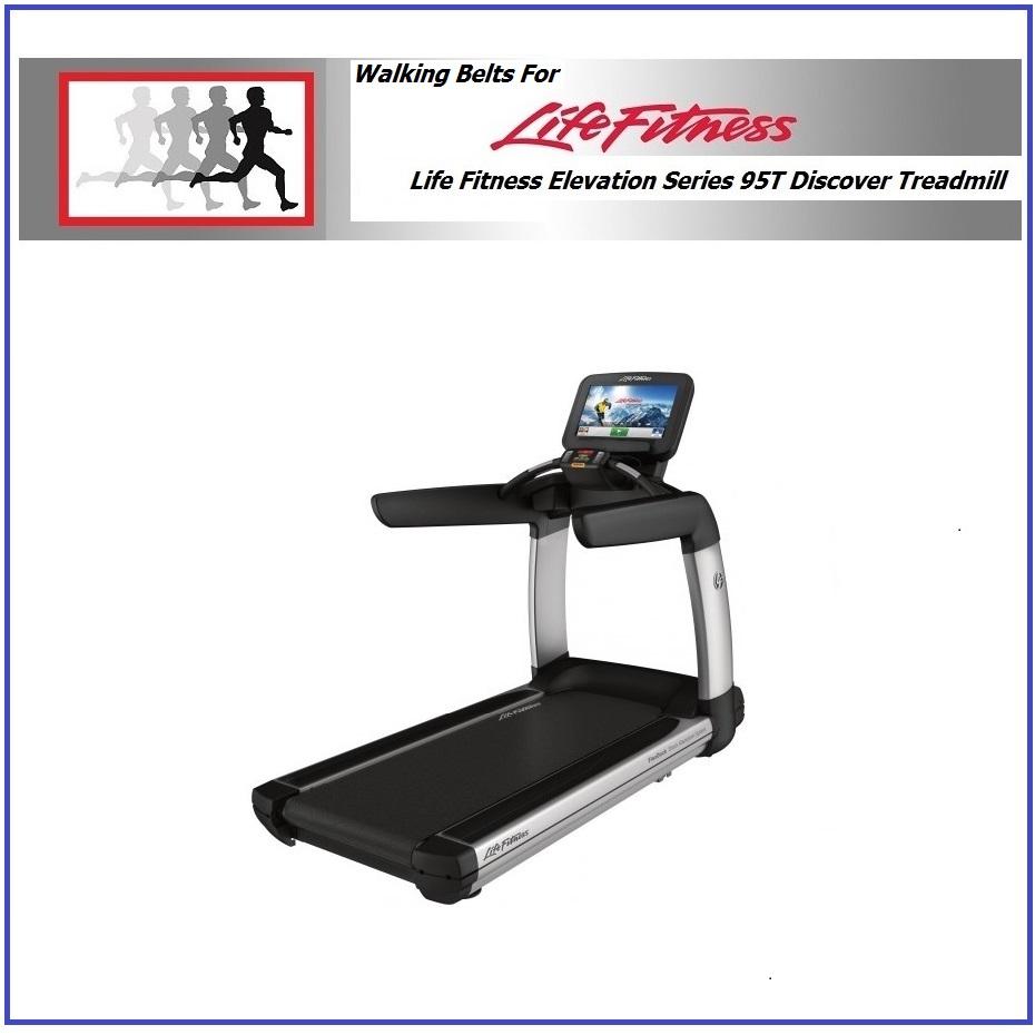 Life Fitness Treadmill Ph: Life Fitness Treadmill Waxless Walking Belt For Life