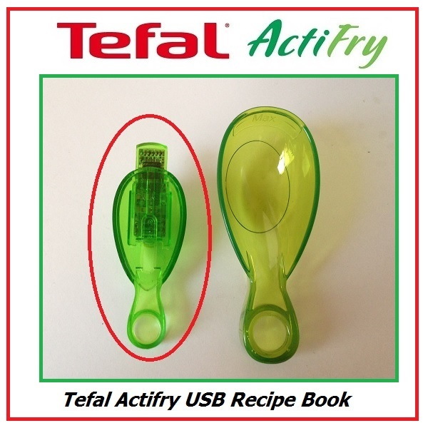tefal actifry recipe book pdf