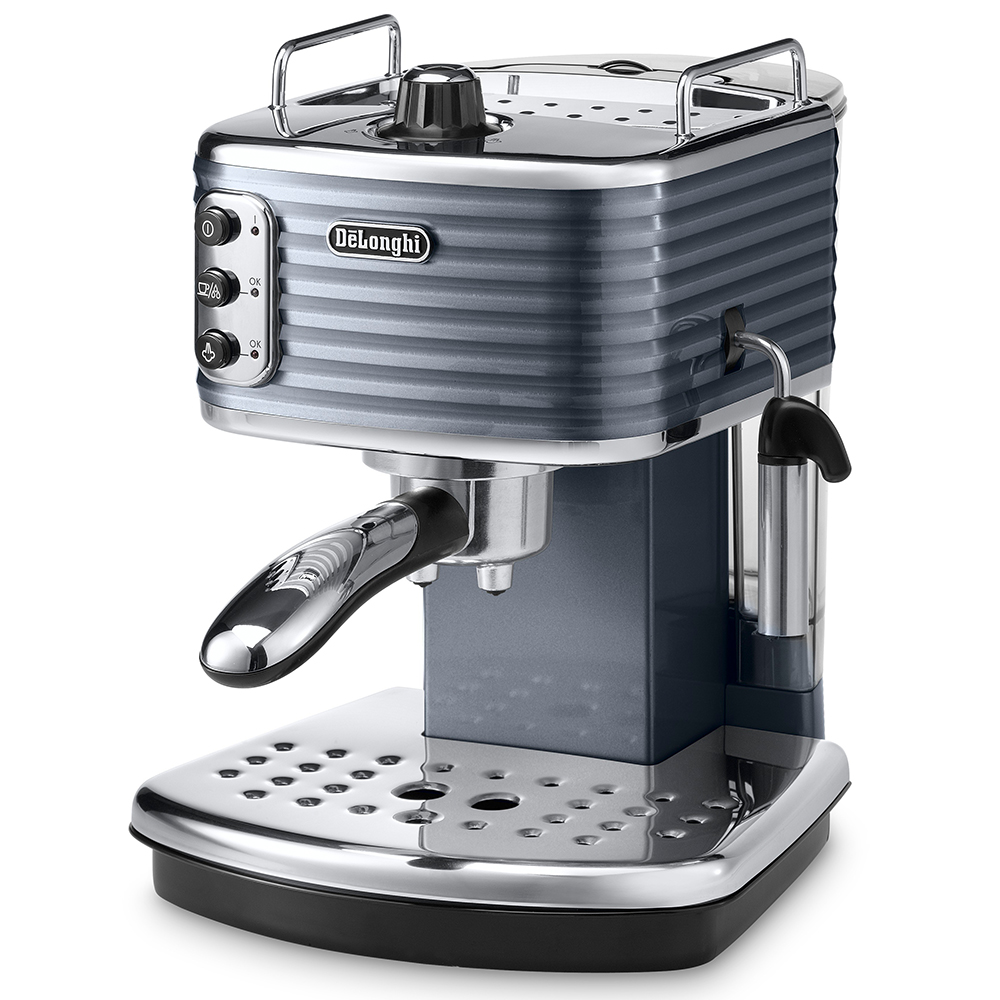 delonghi scultura collection espresso cappuccino machine ecz351 bk black around the clock offers. Black Bedroom Furniture Sets. Home Design Ideas