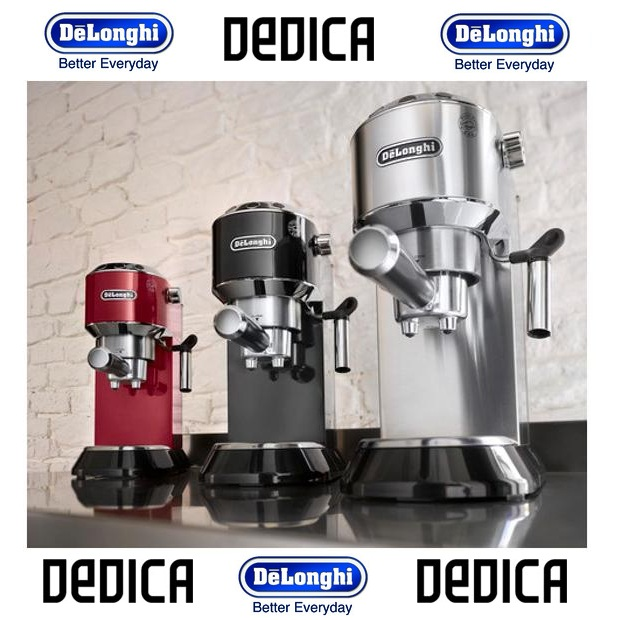 Delonghi Ec680bk Dedica Espresso And Cappuccino Machine 15
