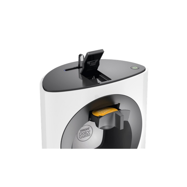 Krups Dolce Gusto Oblo Coffee Maker Reviews : Krups Dolce Gusto Oblo White Multi Drink Coffee Machine KP1101 Around The Clock Offers