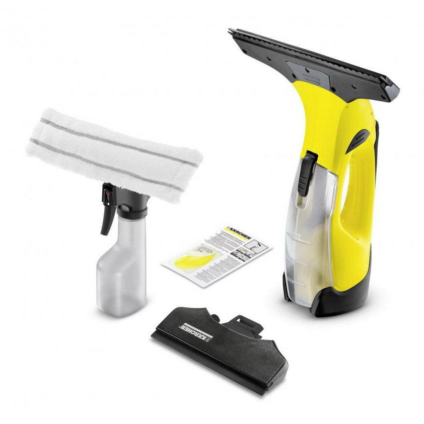 Karcher wv5 premium 2nd generation window vacuum cleaner - Karcher wv5 premium ...