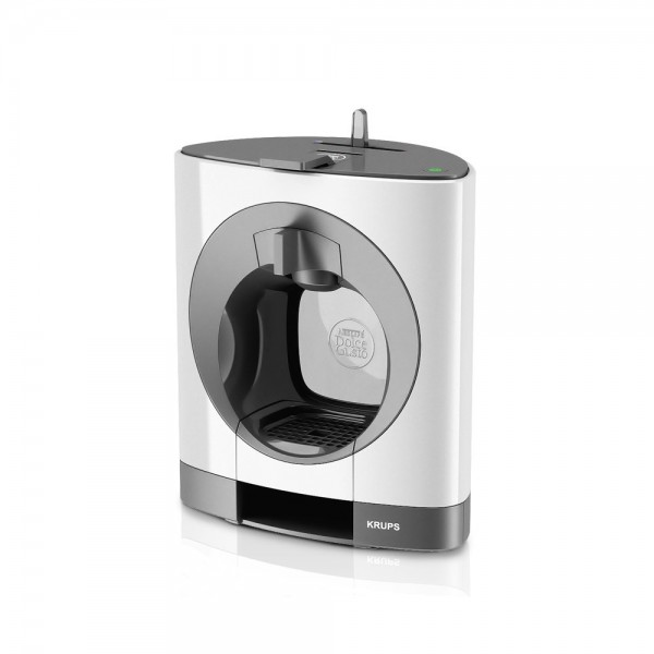 krups dolce gusto oblo white multi drink coffee machine. Black Bedroom Furniture Sets. Home Design Ideas