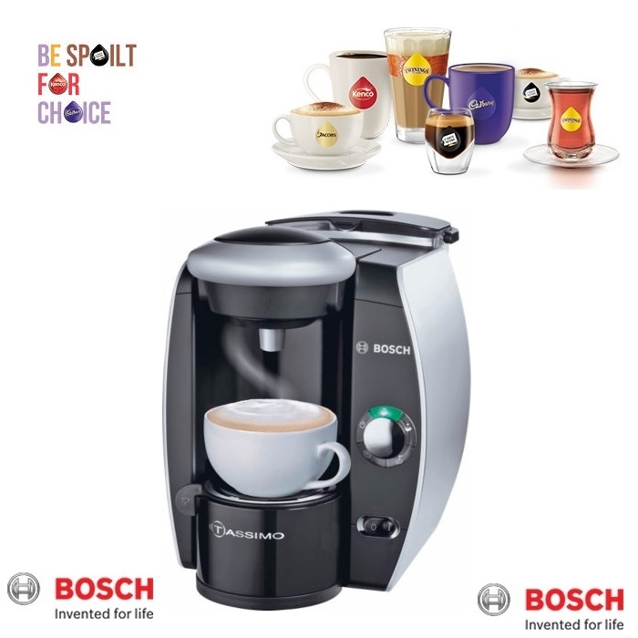 bosch tassimo t40 how to clean it