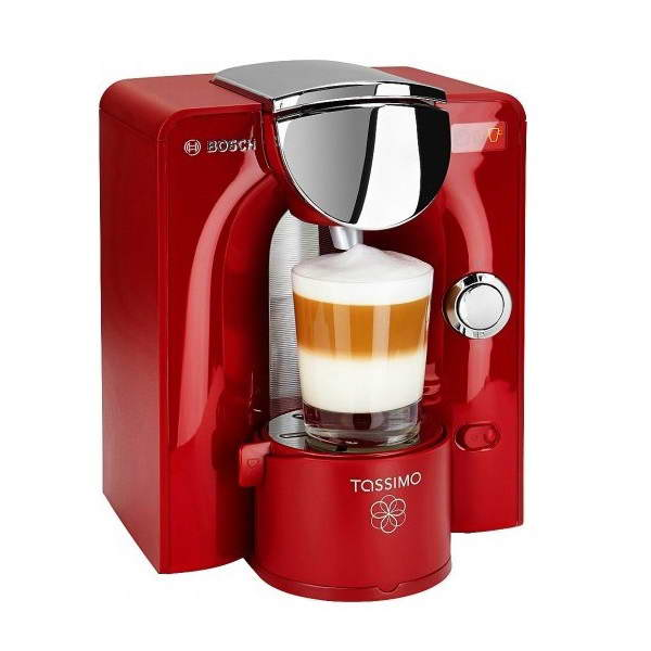 Bosch Tassimo Coffee Maker Red : Bosch Tassimo T55 Charmy TAS5546GB Multi Drink Coffee Pod Machine Scarlett Red Around The ...