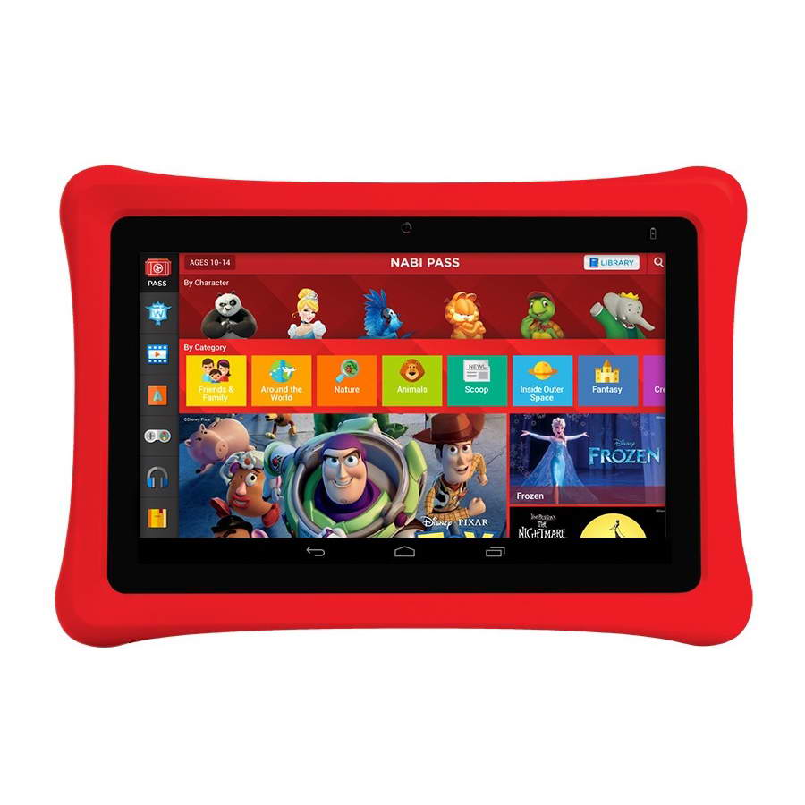 Fuhu Nabi 2 Tablet Nv7a 7 0 Kids Educational Tablet 1