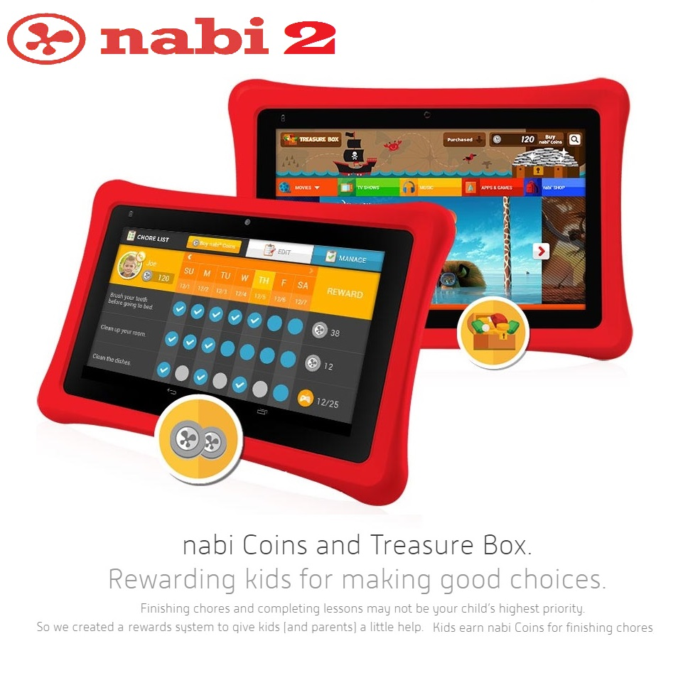 Nabi nv7a : Easy dance moves