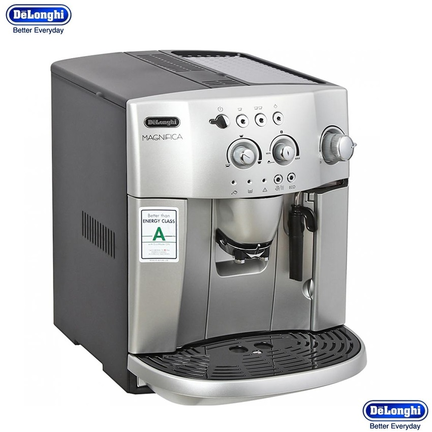 de longhi magnifica esam4200s bean to cup automatic espresso cappuccino and coffee machine in. Black Bedroom Furniture Sets. Home Design Ideas