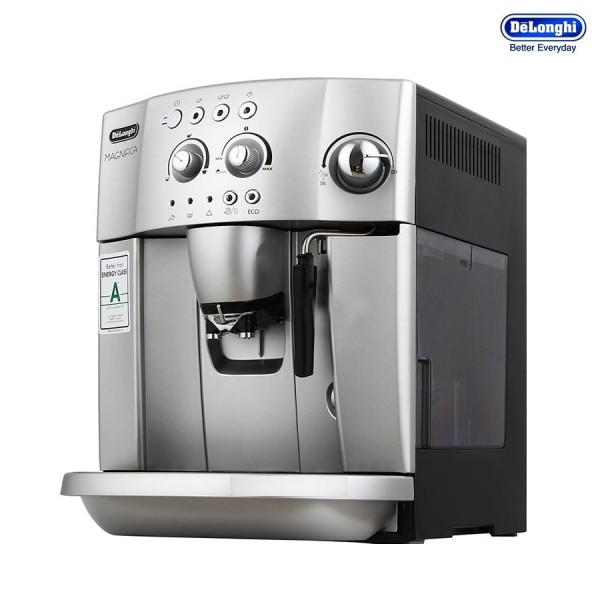 Delonghi Coffee Maker Sainsburys : De Longhi Magnifica ESAM4200S Bean-To-Cup Automatic Espresso, Cappuccino and Coffee Machine in ...