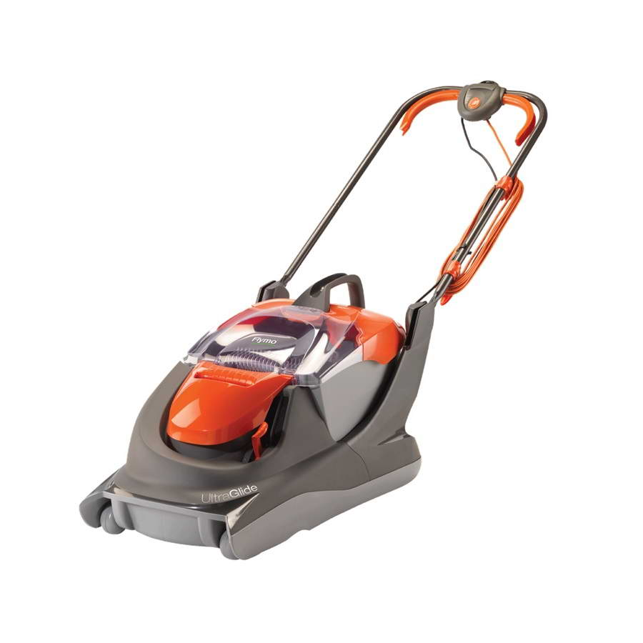 flymo ultraglide hover mower electric lawnmower duotech. Black Bedroom Furniture Sets. Home Design Ideas