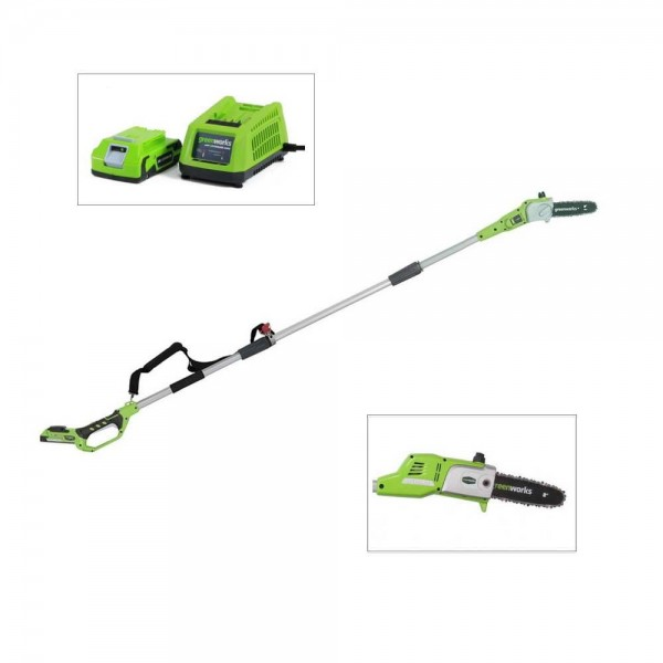 Greenworks Cordless Pole Saw 20282