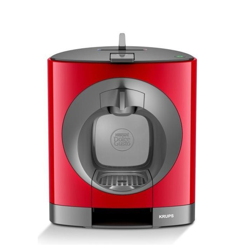 krups dolce gusto oblo red multi drink coffee machine kp110540 kp1105 around the clock offers. Black Bedroom Furniture Sets. Home Design Ideas