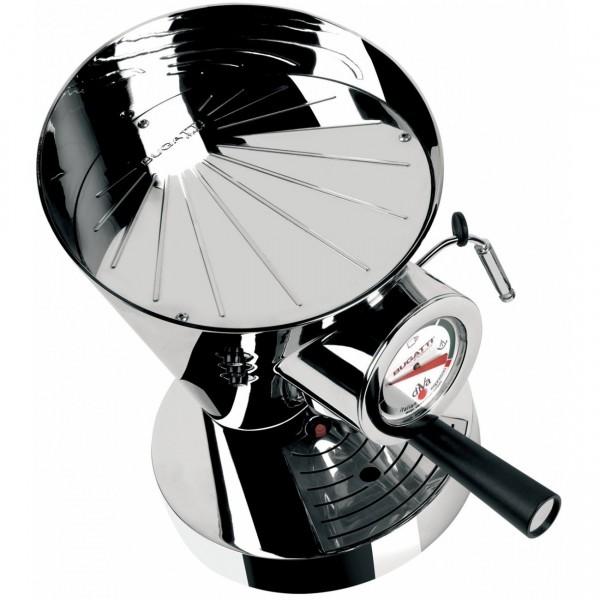 Bugatti Diva Espresso Machine View 2