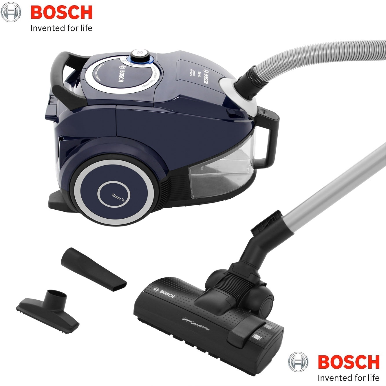 All floor vacuum cleaner bosch bsgl5al2gb power all for Billiges bettgestell