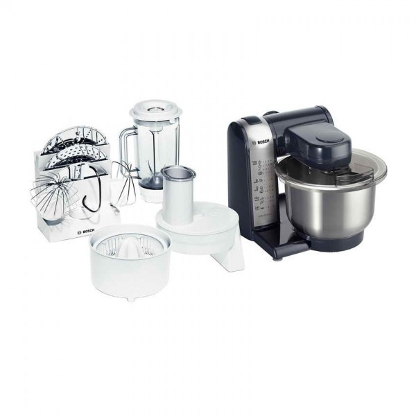 bosch mum46a1gb food processor mixer stainless steel with. Black Bedroom Furniture Sets. Home Design Ideas