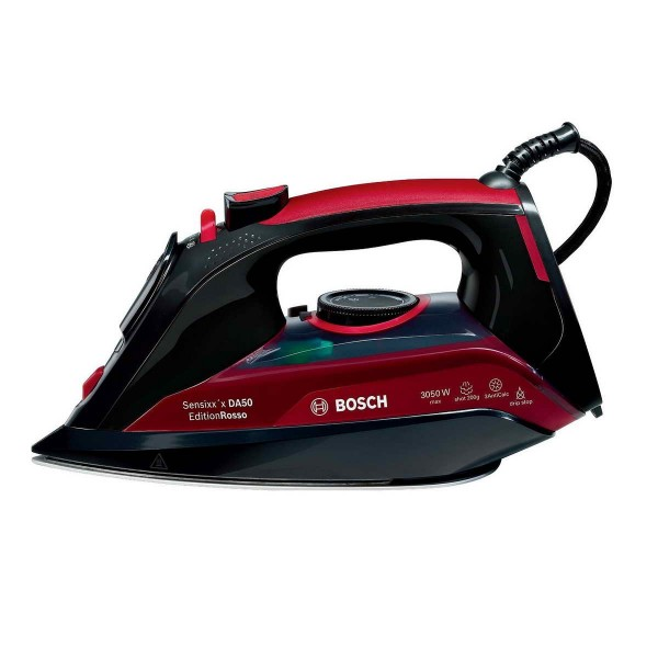 Bosch TDA5070GB Sensixx DA50 Rosso Steam Iron