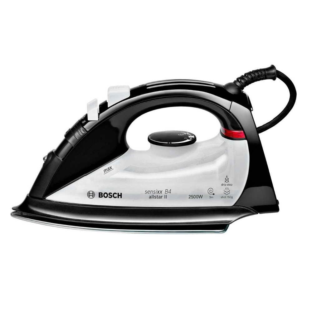 No Steam Iron ~ Bosch sensixx b allstar ii power steam iron tda gb