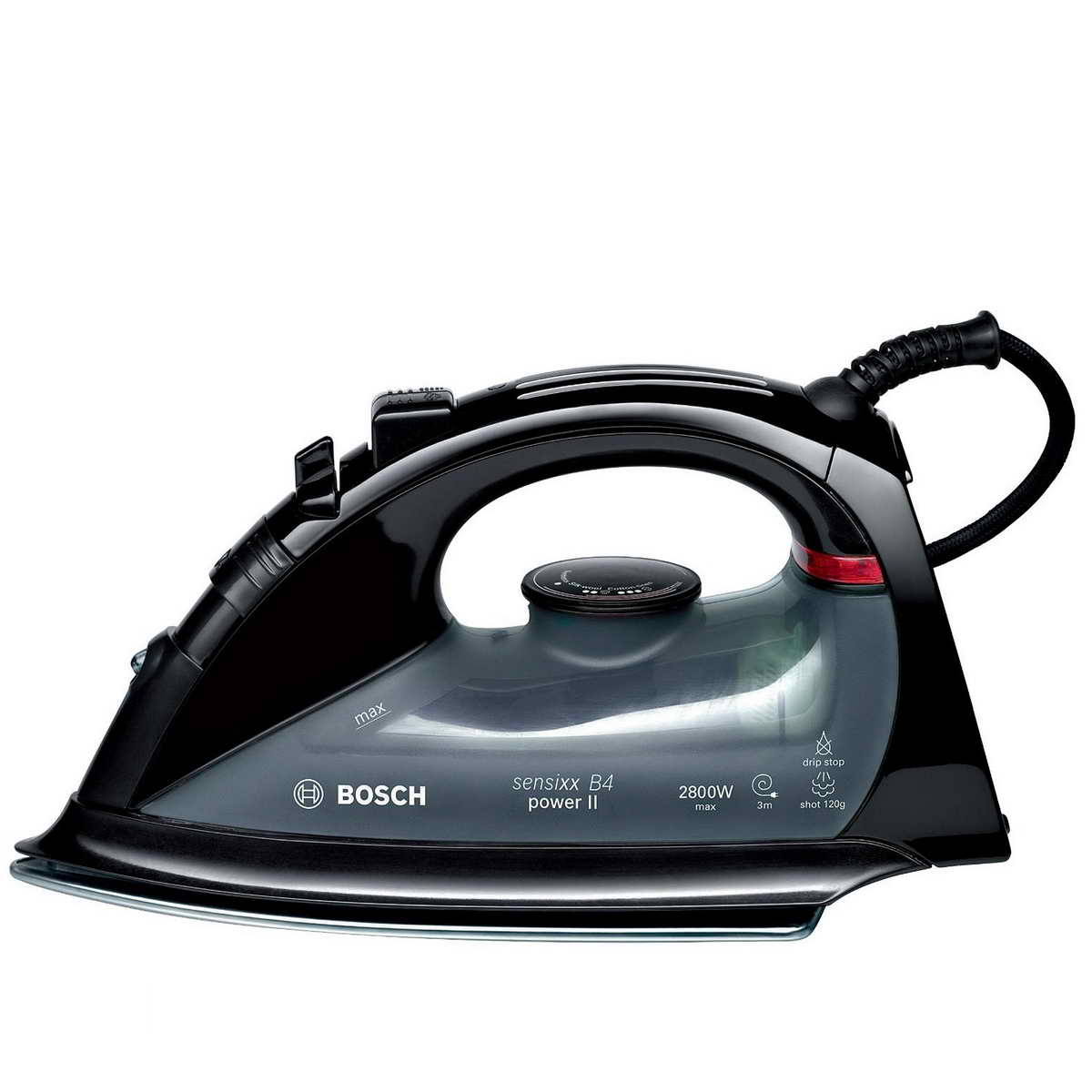 Bosch Sensixx B4 Power Ii Steam Iron Tda5620gb Around