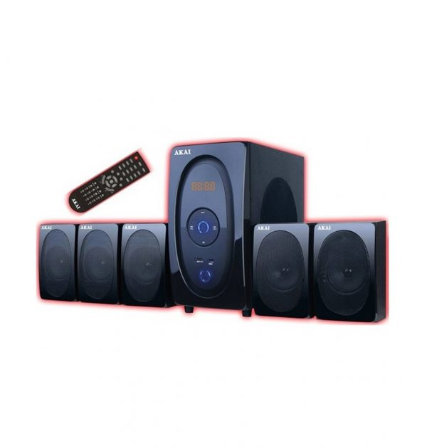 akai-5117-surround-sound-system-5-1-bluetooth-80w-with-remote-control