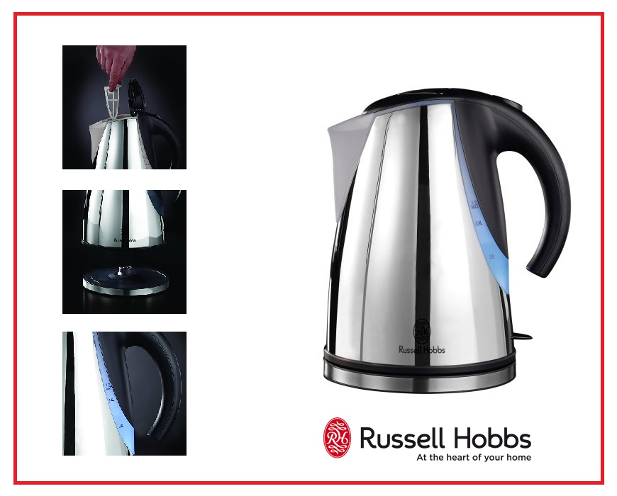 Russell Hobbs Stylish Kettle 14439 10