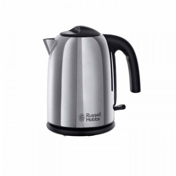 Russell Hobbs 20410 Hampshire Electric Kettle Stainless Steel